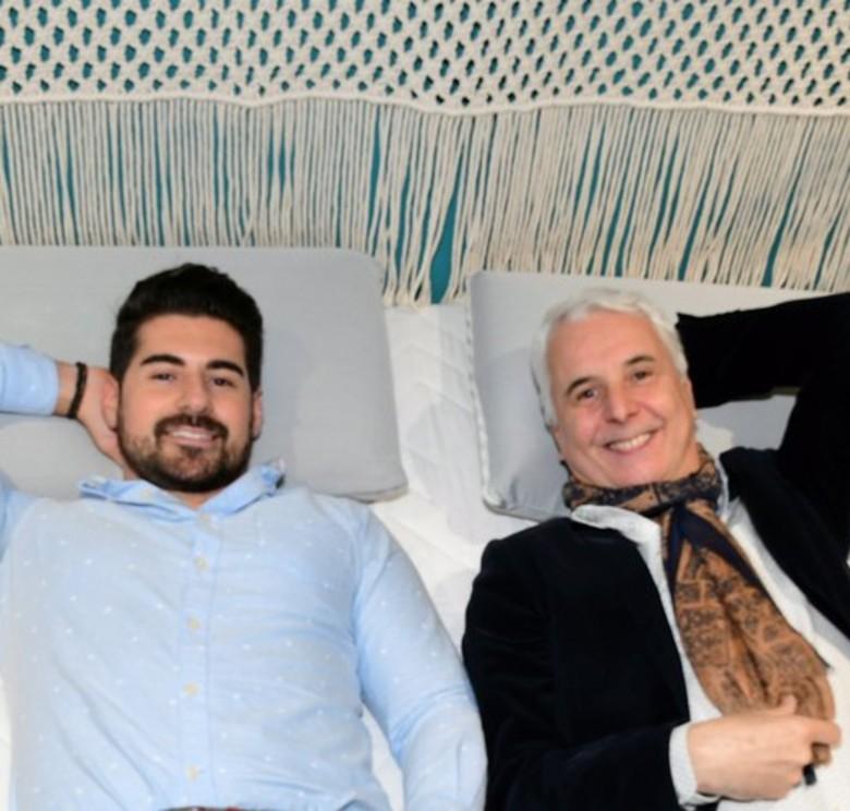 Jérémy Adjedj et Stéphane Duponchel