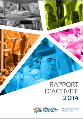 Couv. Rapport activité 2014
